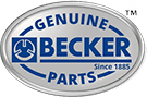 Genuine Becker Repair Kits